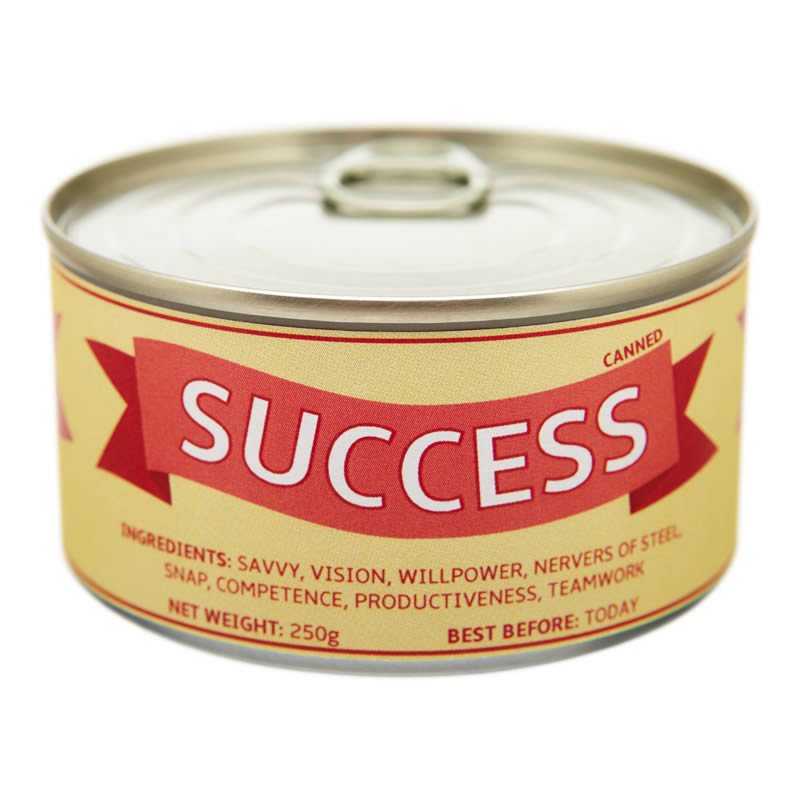 Tuna styled can labeled